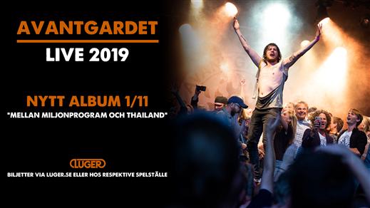 Bild för Avantgardet, 2019-12-19, Pustervik