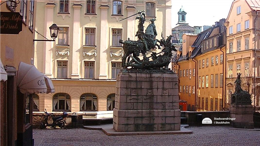 Bild för Andra världskrigets Stockholm - 11 Aug, 2018-08-11, Stadsvandringar