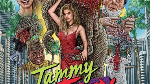 Bild för Tammy & the T Rex, 2021-05-21, Ersboda Folkets Hus
