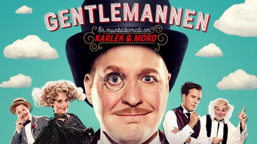 Bild för Gentlemannen, 2018-04-14, Oscarsteatern