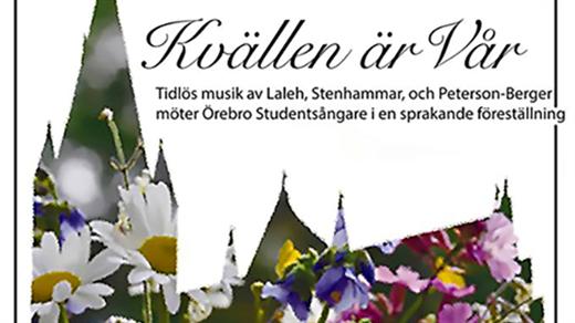Bild för Kvällen är Vår!, 2018-05-08, S:t Nicolai kyrka