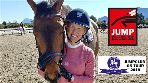 Bild för JumpClub on Tour med Angelica Augustsson Zanotelli, 2018-03-28, Enköpings Ridklubb