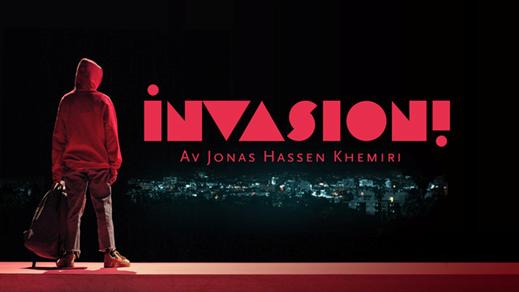 Bild för Invasion!, 2019-03-23, Oktoberteatern (Onumrerat)