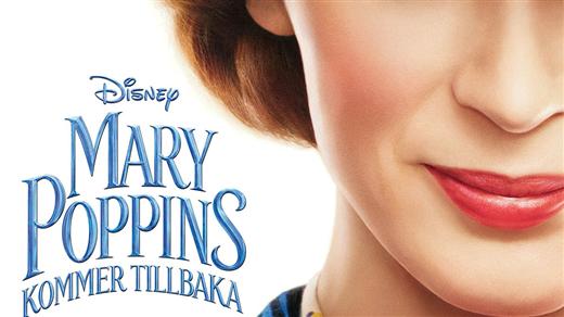 Bild för Mary Poppins kommer tillbaka (sv tal), 2018-12-26, Emmaboda Folkets Hus