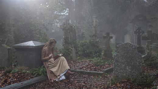 Bild för JFF: Mary Shelley, 2018-10-20, Biograf Ugglan