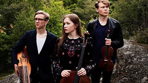 Bild för Trio Törn, 2020-03-20, Bräcke Folkets hus