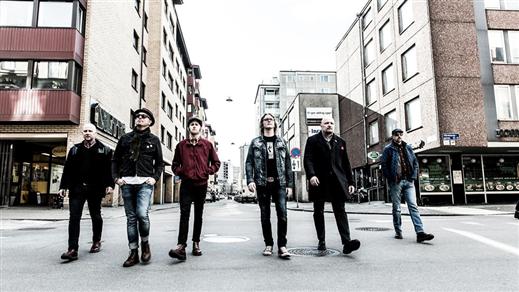 Bild för The Liptones + Tear Them Down, 2018-12-14, Musikens Hus / Hängmattan Scen