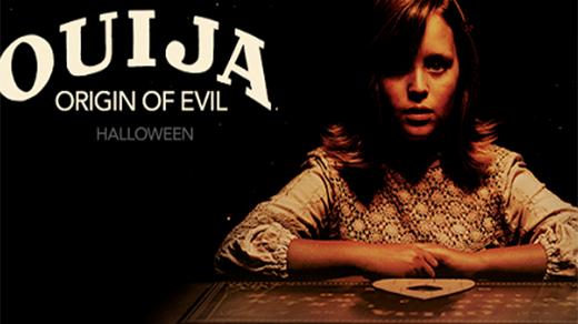 Bild för Ouija 2: Origin of Evil (15 år), 2016-10-22, Biosalongen Folkets Hus