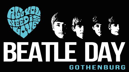 Bild för Beatle Day 2016, 2016-10-22, Valand Göteborg