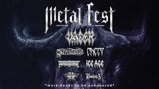 Bild för Jönköping Metal Fest 2019, 2019-11-01, Norrahammar Folkets Hus