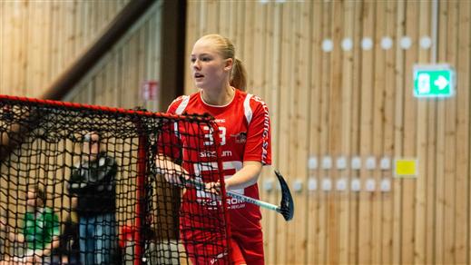 Bild för DJ-JAS: FBC Lerum vs Hovslätts IK, 2020-10-18, Rydsbergshallen