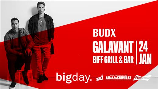 Bild för Bigday - Galavant - Live, 2019-01-24, Eskilstuna Biff & Grill