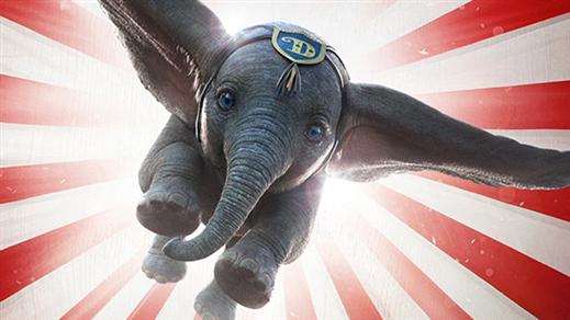 Bild för Dumbo (live action) (Eng. tal), 2019-03-31, Kulturhuset i Svalöv