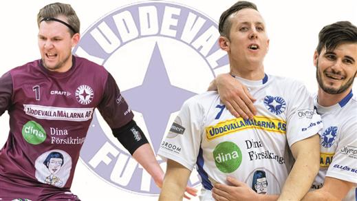 Bild för SM-semi: IFK Uddevalla Futsal-Nacka, 2018-02-25, Agnebergshallen
