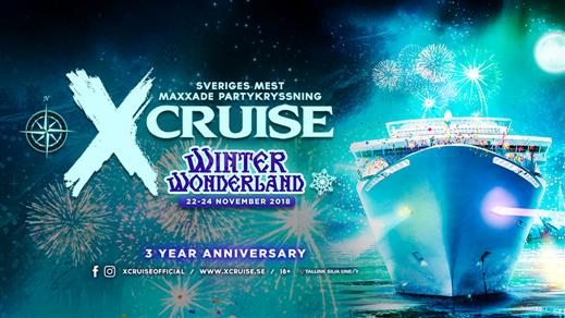 Bild för X-CRUISE - WINTER WONDERLAND - 22-24 NOVEMBER, 2018-11-22, Värtahamnen