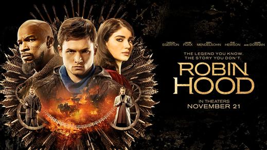Bild för Robin Hood, 2018-11-30, Biosalongen Folkets Hus