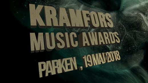 Bild för Kramfors Music Awards, 2018-05-19, Folkets Park