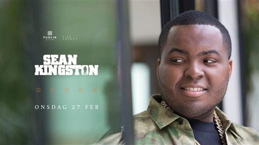 Bild för Sean Kingston Publik Västerås, 2019-02-27, Publik Västerås