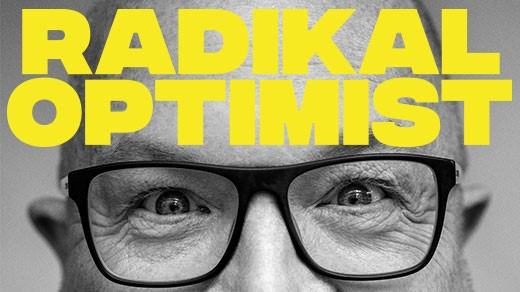 Bild för Anders Jansson - Radikal Optimist, 2019-03-27, Draken (M)