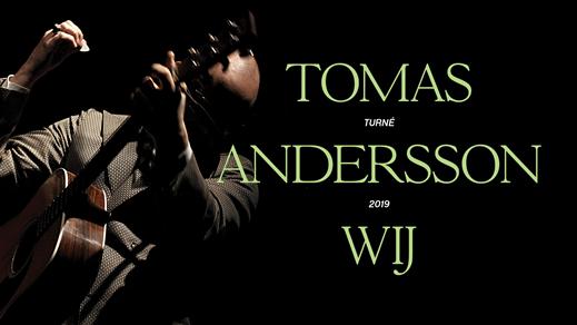 Bild för Tomas Andersson Wij l Selma & Gustaf - Hudiksvall, 2019-03-22, Kulturhuset Glada Hudik