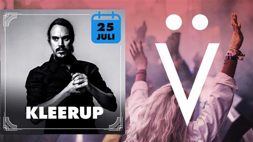Bild för Kleerup Live 25e Juli, 2019-07-25, Villa Belparc