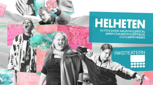Bild för Helheten, 2019-10-16, Söderhamns Teater