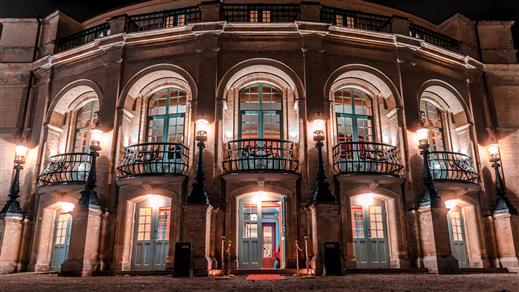 Bild för Cabaret Mix, 2021-11-28, Landskrona Teater