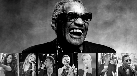 Bild för A Tribute to Ray Charles, 2019-05-23, Hamburger Börs
