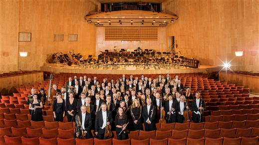 Bild för Finalkonsert med GSO, Solala och 500 sångare, 2019-08-10, Partille arena
