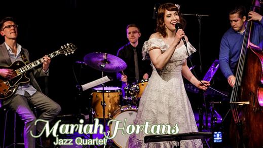 Bild för Jazzkväll med Mariah Hortans Jazz Quartet, 2018-09-21, Halmstad Live