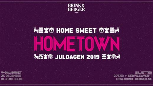 Bild för Hometown - Juldagen | V-Dala, 2019-12-25, V-dalahuset