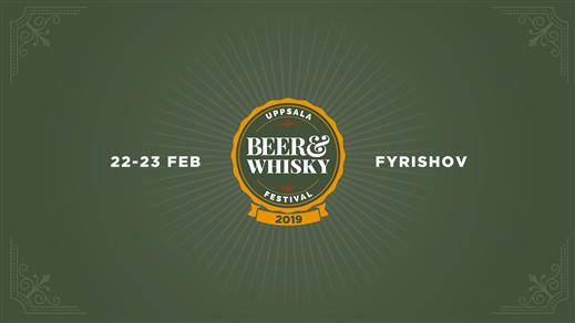 Bild för Uppsala Beer & Whisky Festival 2019, 2019-02-22, Fyrishov