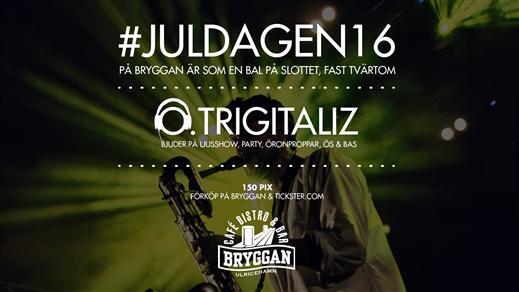 Bild för Juldagen16, 2016-12-25, Bryggan Ulricehamn