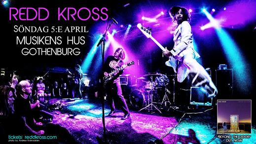 Bild för Redd Kross (US) + Strengsbrew + Fuck Authority, 2020-04-05, Musikens Hus Stora Scen