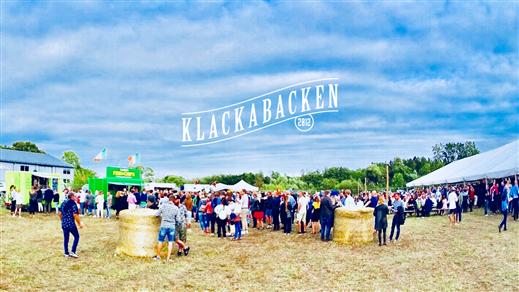 Bild för Klackabacken Beer Fest x Preparty 2019, 2019-08-16, Klackabackens Bryggeri, Tegskiftesvägen 2, Önnestad