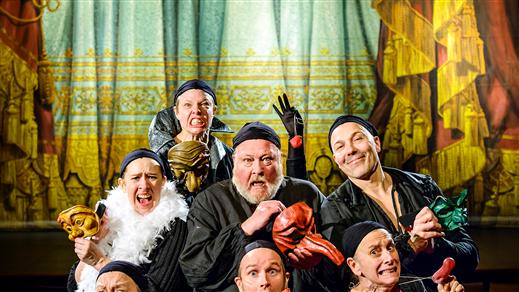 Bild för Tartuffe, 2018-04-29, Kulturhuset Glada Hudik