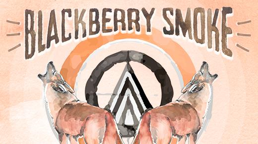 Bild för Blackberry Smoke, 2018-10-24, Pustervik