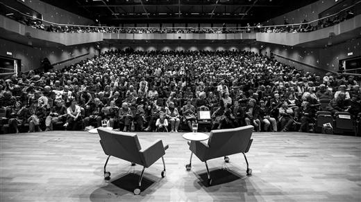 Bild för Littfest 2021, 2021-03-18, Umeå Folkets Hus