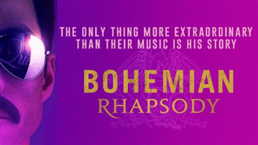 Bild för Bohemian Rhapsody, 2019-01-24, Kulturhuset i Svalöv
