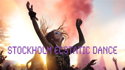 Bild för Stockholm Ecstatic Dance, 2020-09-26, Birkagården