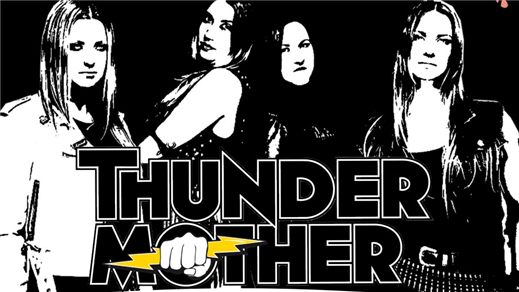 Bild för Thundermother + Support Klubb Undergrunden 22/8, 2020-08-22, Klubb Undergrunden