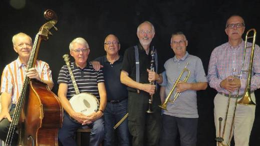 Bild för Red Hot Jazz Band, 2017-02-08, Musikföreningen Crescendo