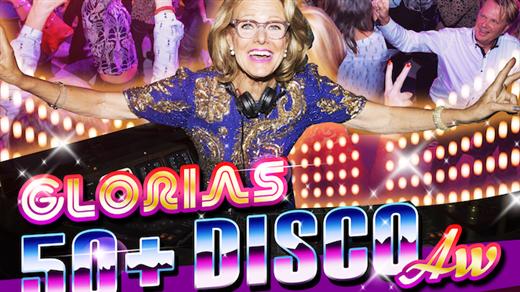 Bild för Glorias 50+ DISCO AW Stockholm 2 mars 2018, 2018-03-02, Rose Club