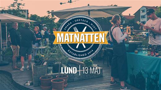 Bild för Matnatten Lund, 2020-05-13, Tillkännages vid senare tillfälle