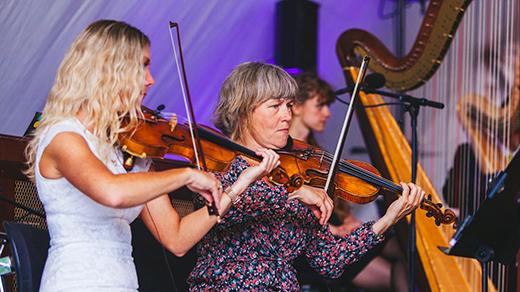 Bild för Göteborgs Symfoniker, 2019-06-08, Estrad i Alingsås