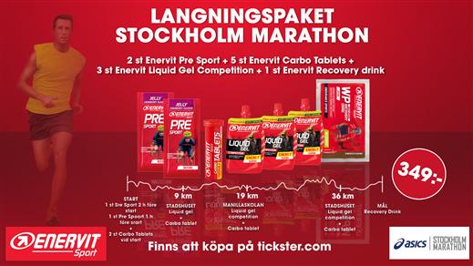 Bild för Langningsservice ASICS Stockholm Marathon, 2021-10-09, Stockholm Marathon