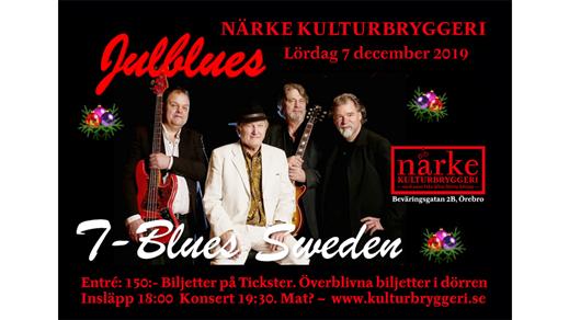 Bild för T-Blues Sweden, 2019-12-07, Närke kulturbryggeri