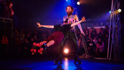 Bild för Cirkusslottet: CIRCUS I LOVE YOU, 2018-08-11, Obelix, Slottsparken