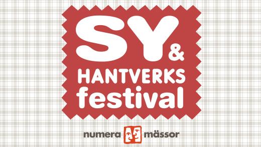 Bild för Sy & Hantverksfestivalen Malmö mars 2018, 2018-03-23, Malmömässan