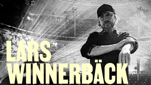 Bild för LARS WINNERBÄCK - direktsänd konsert på Royal, 2021-08-28, ROYAL-biografen